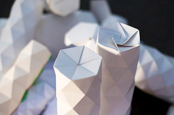 Castillo De Molina Origami Packaging