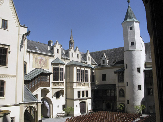 Grafenegg Castle