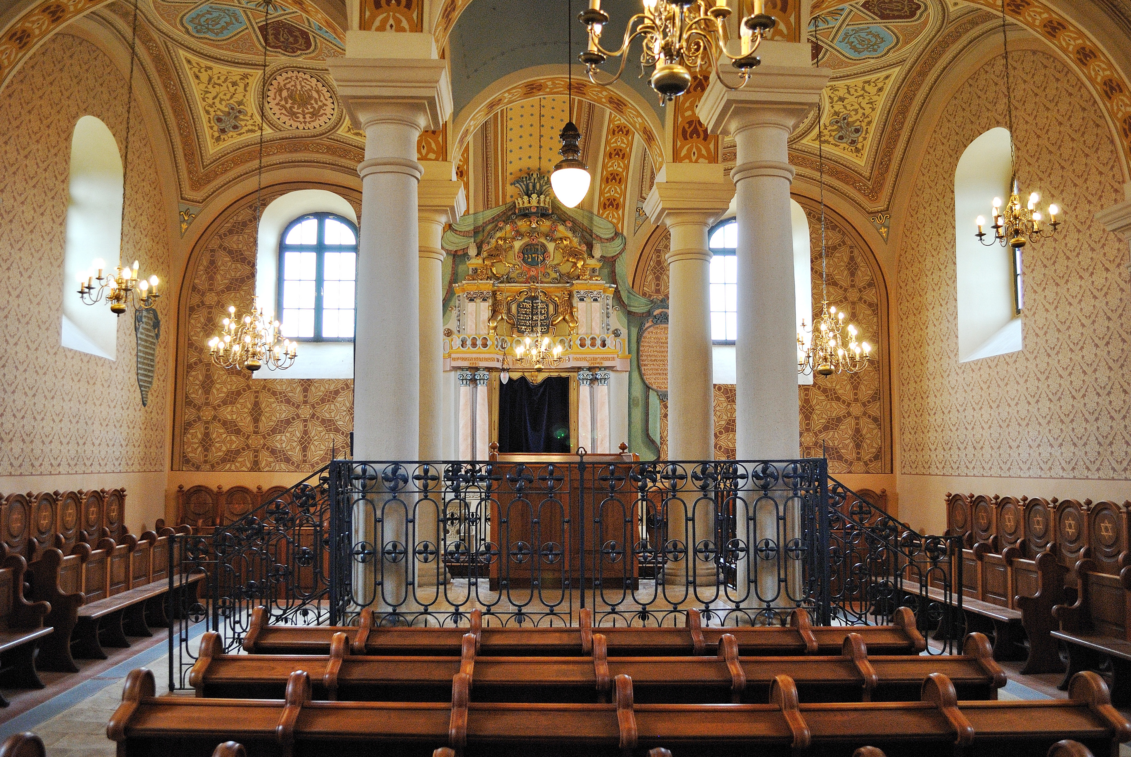 Mád synagogue