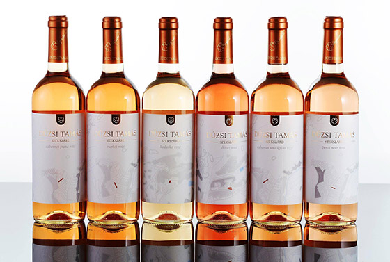 Dúzsi rose wines