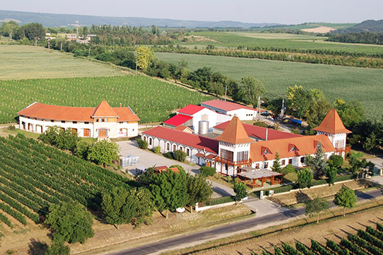 Garamvári Vineyard Estate